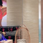 3D curved panels