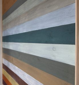 Eco Wood panel made from composite material